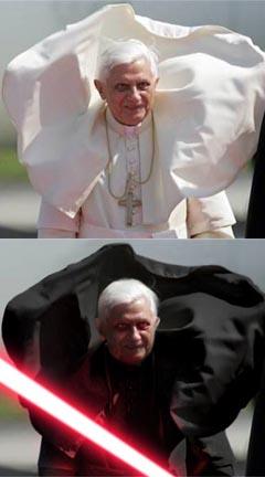 教皇とシスの暗黒卿 [感想を書く][最新順][古い順]感想はありません �トHOME  教皇とシ